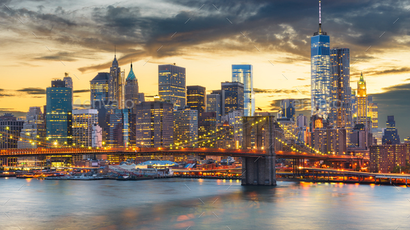 New York City, New York, USA - Stock Photo - Images