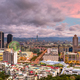 Taipei, Taiwan city skyline in the Xinyi District at twilight. - PhotoDune Item for Sale