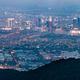 Panoramic view of Da Nang City after sunset, Vietnam - PhotoDune Item for Sale