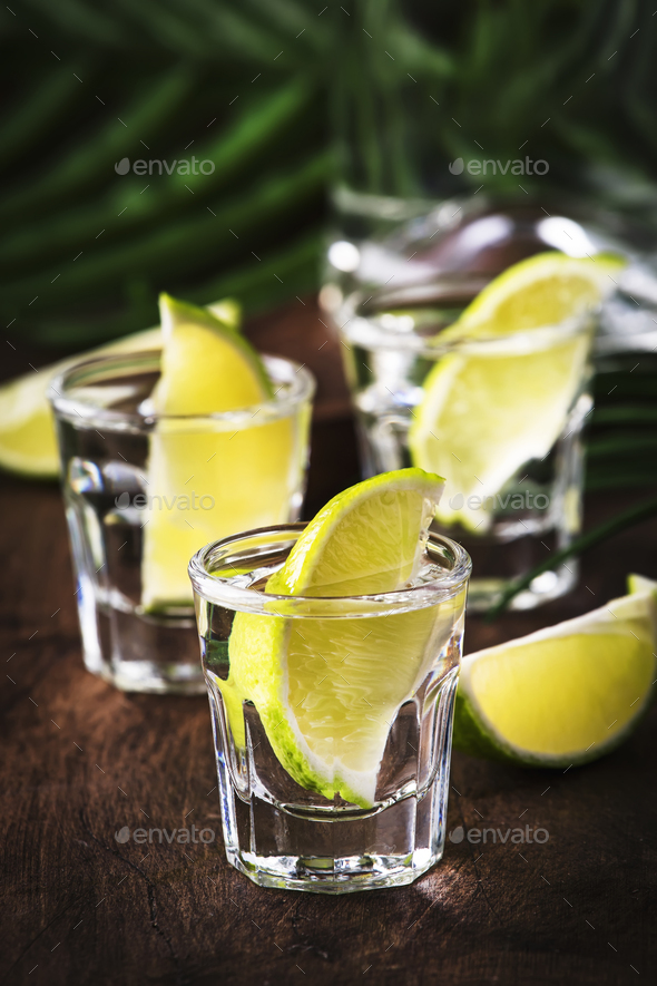 Cachaca - Brazilian strong alcoholic beverage - Stock Photo - Images
