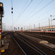 Signal in a German rail yard - PhotoDune Item for Sale