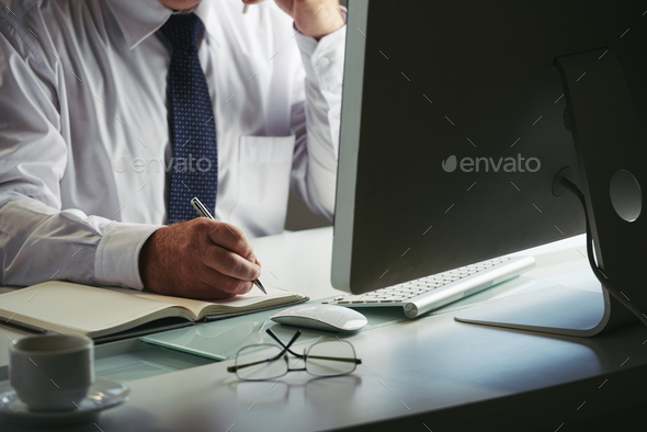 Working man - Stock Photo - Images