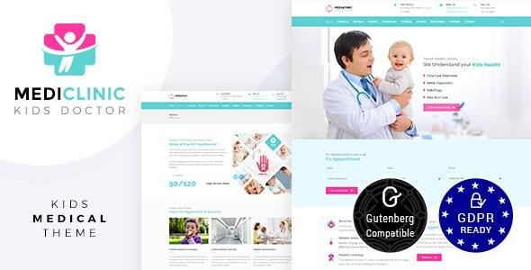 Medi - Medical Clinic WordPress