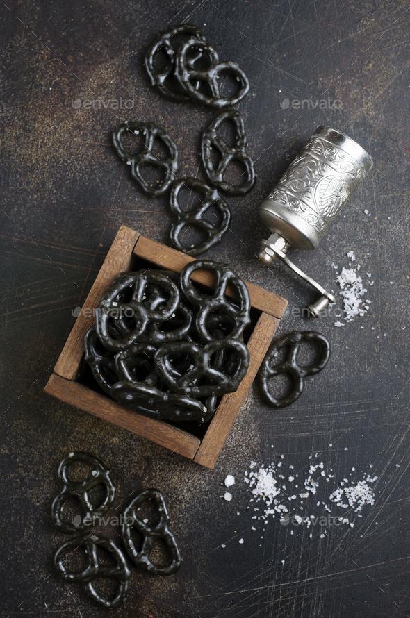 pretzels - Stock Photo - Images