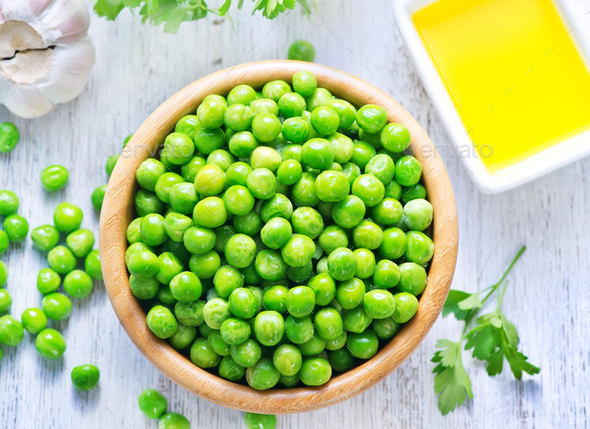 green peas - Stock Photo - Images