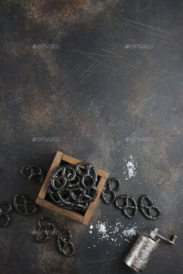 pretzels - Stock Photo - Images