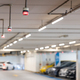 Smart car parking tracking system with lights signals vacancy availability - PhotoDune Item for Sale