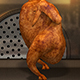 Dancing Chicken In The Oven - VideoHive Item for Sale
