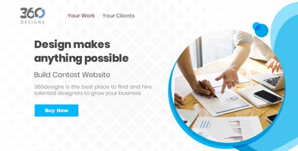 360 Design - graphic contest freelancing marketplace 1.2
