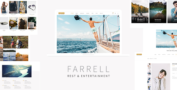 Farrell - Rest and Entertainment Theme