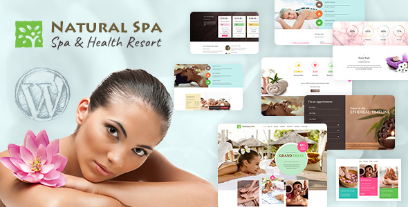 Nature Spa - Massage Booking