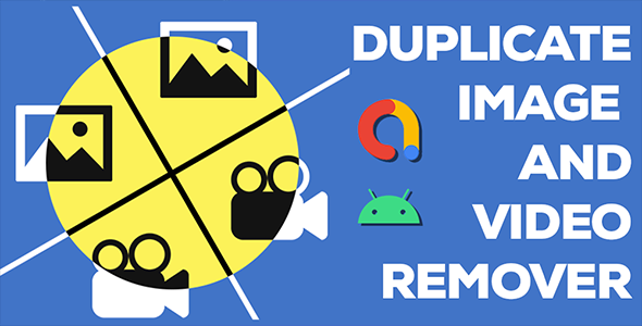 Duplicate File Remover - Delete Duplicate Files Android Full Application with Admob and Facebook Ads