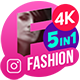 Fashion Glitch Promo - VideoHive Item for Sale