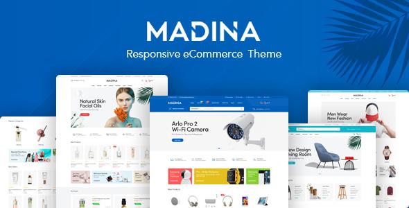 Madina - Responsive OpenCart Theme
