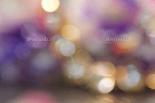 The colorful background of blurry light - Stock Photo - Images