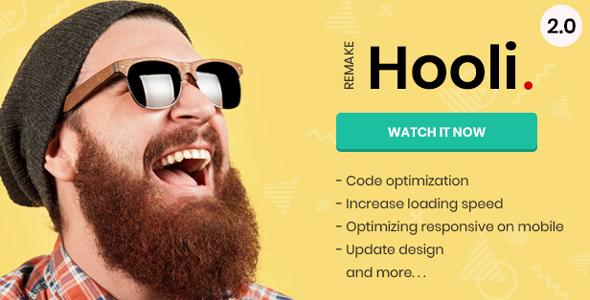 Hooli - Clean, Responsive Shopify Theme