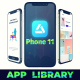 Phone 11 - App Promo Library - VideoHive Item for Sale