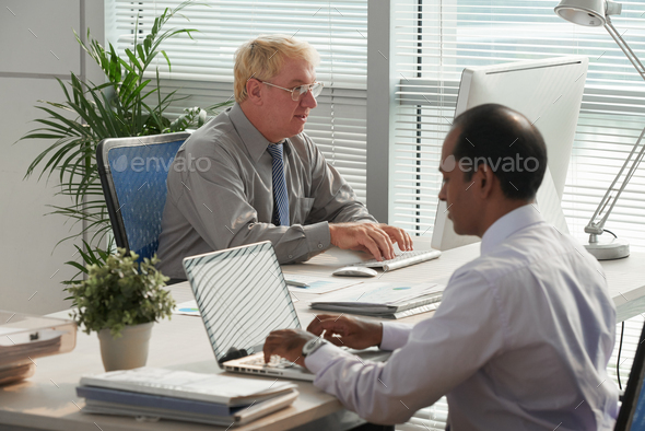 Marketing specialists - Stock Photo - Images
