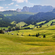 Mountain views from Alpe di Siusi or Seiser Alm, Dolomites Alps , Italy - PhotoDune Item for Sale