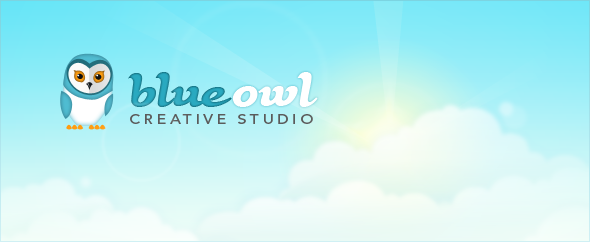 Blueowlcreative banner