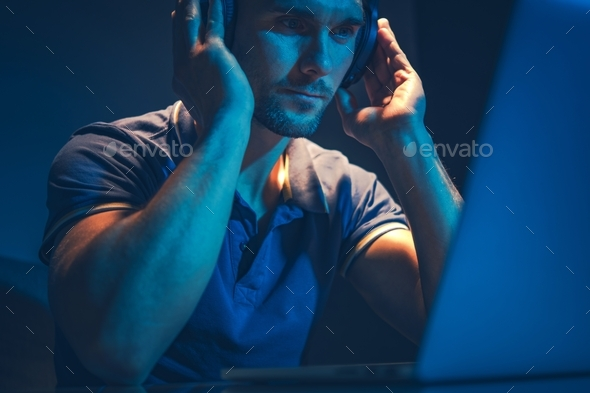 Music Mastering Job - Stock Photo - Images