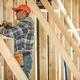Wood House Frame Building - PhotoDune Item for Sale