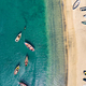 Aerial view of Mindelo beach in Sao Vicente Island in Cape Verde - PhotoDune Item for Sale