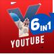 Youtube Vlog Opener - VideoHive Item for Sale