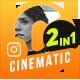 Cinematic Glitch Slideshow - VideoHive Item for Sale