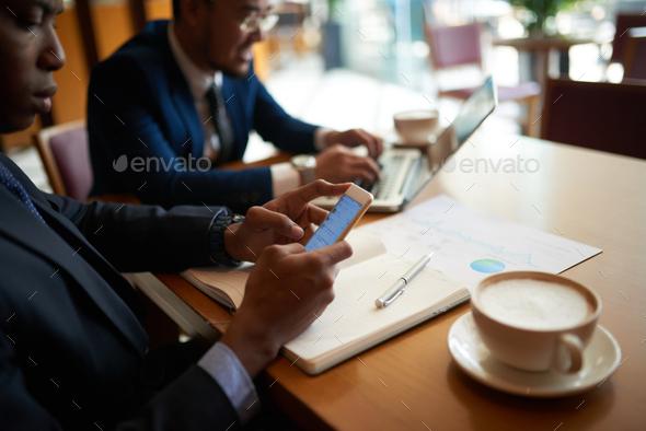 Always online - Stock Photo - Images