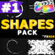 Cartoon Shapes Pack | FCPX - VideoHive Item for Sale
