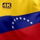 Flag of Venezuela - 4K - VideoHive Item for Sale