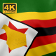 Flag of Zimbabwe - 4K - VideoHive Item for Sale