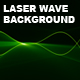 Laser Wave Background (Loop) - VideoHive Item for Sale