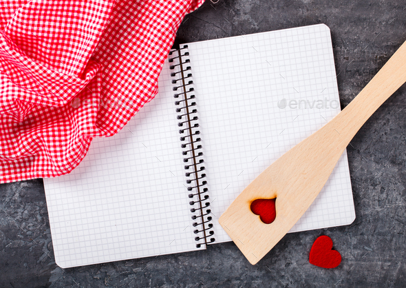 Background of Baking ingredients.Concept Holiday Valentine Day. - Stock Photo - Images
