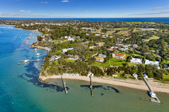 Australian Aerial Photography - Stock Photo - Images