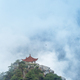 lushan mountain landscape of watching clouds pavilion - PhotoDune Item for Sale