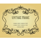 Vintage frame - GraphicRiver Item for Sale