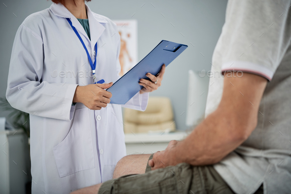 Medical exam - Stock Photo - Images