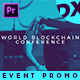 World Blockchain Conference // Event Promo - VideoHive Item for Sale