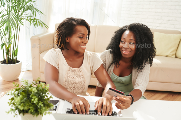 Online shopping - Stock Photo - Images