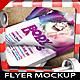 Professional Flyer & Poster Mockup Bundle 3 - GraphicRiver Item for Sale
