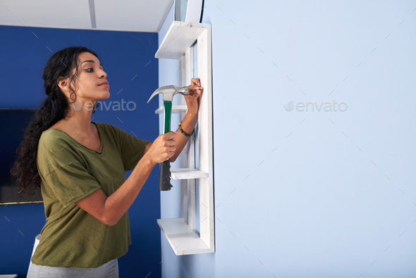 Remodeling process - Stock Photo - Images