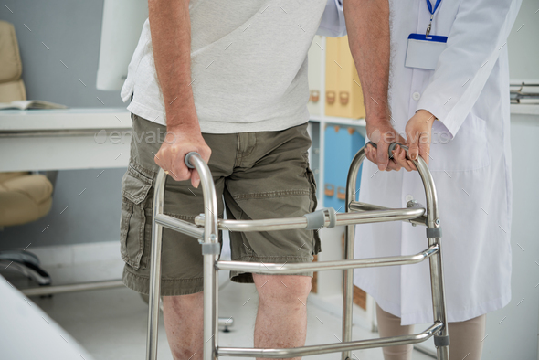 Walking again - Stock Photo - Images