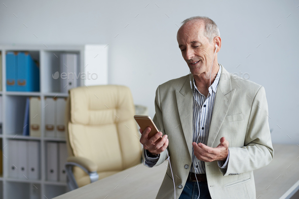 Phone negotiations - Stock Photo - Images