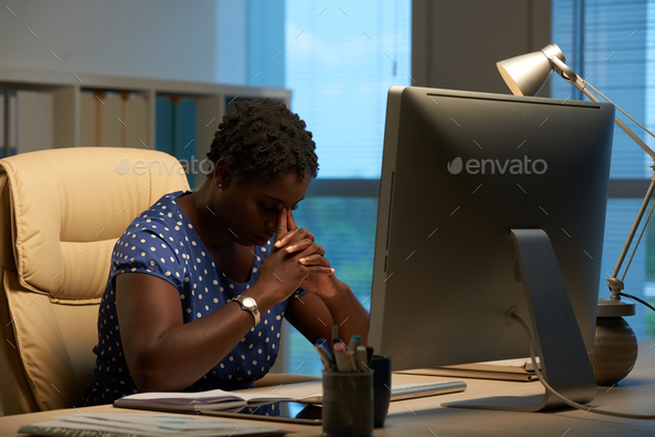 Too much work - Stock Photo - Images