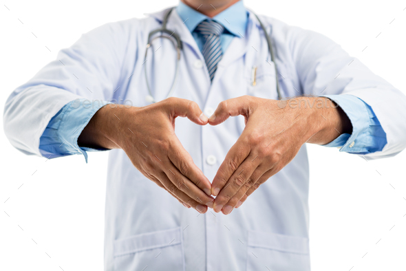 Cardiologist - Stock Photo - Images