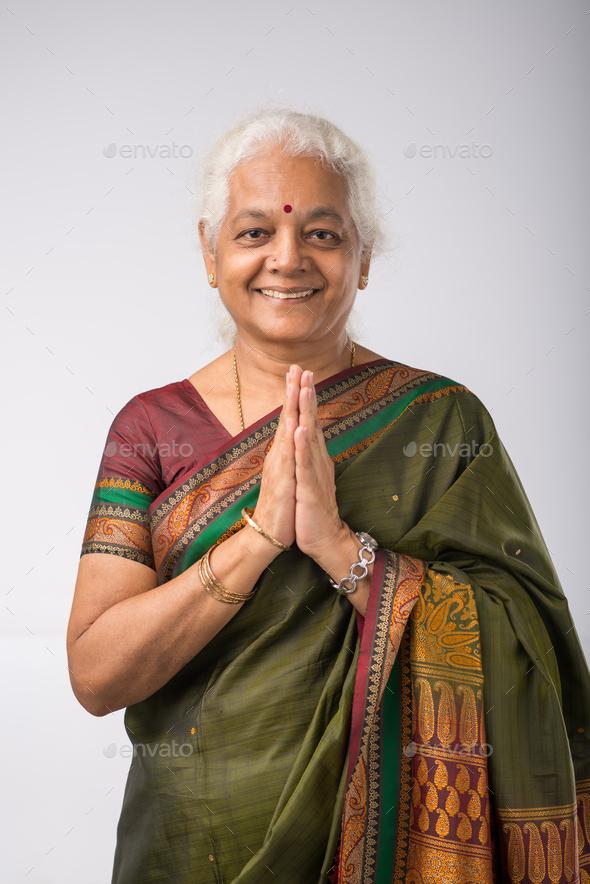 Namaste - Stock Photo - Images