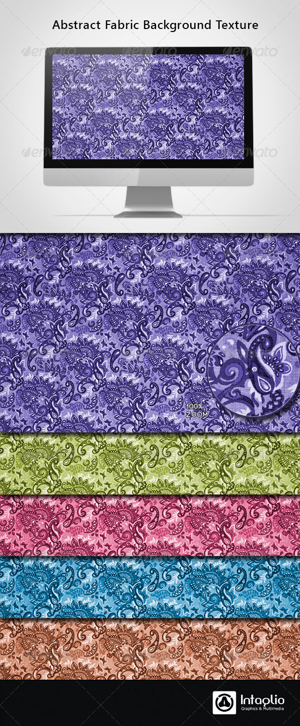 Abstract Fabric Background Texture -05 - Backgrounds Graphics