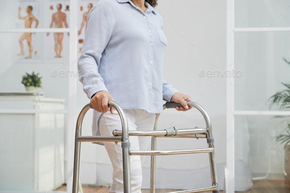 Rehabilitation period - Stock Photo - Images